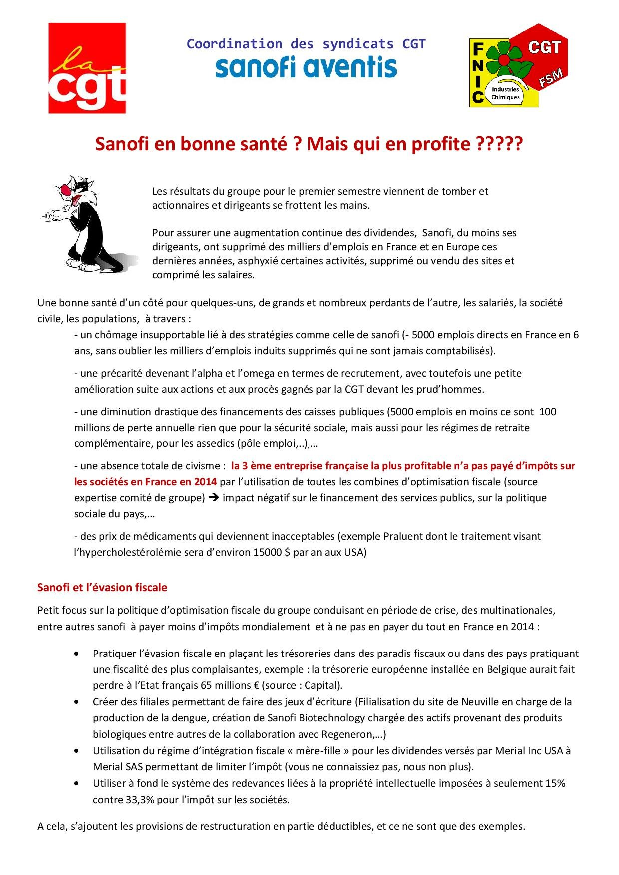 tract groupe 30 juillet 2015