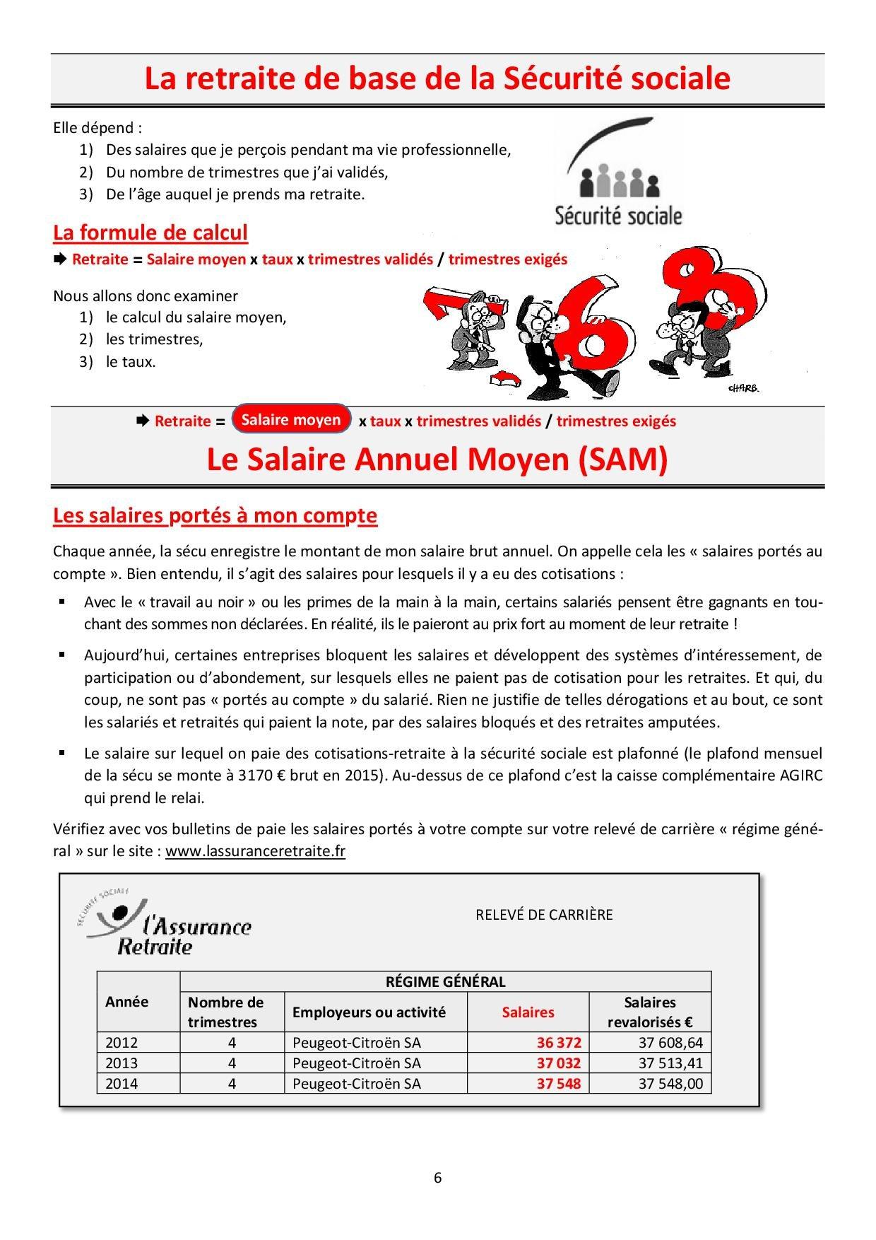 Brochure retraite sanofi 201506