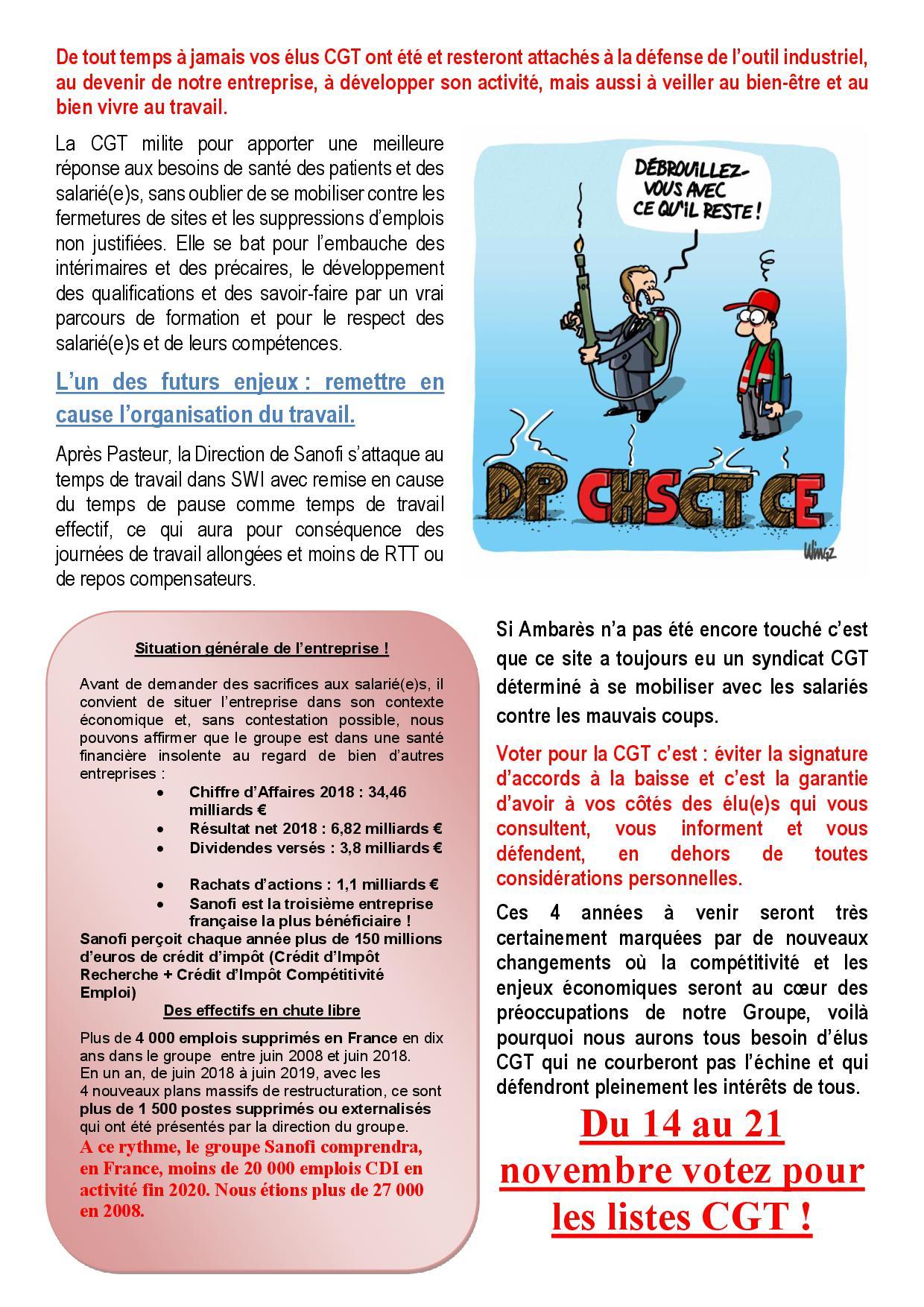 06 Profession de foi CGT Ambarès 20192